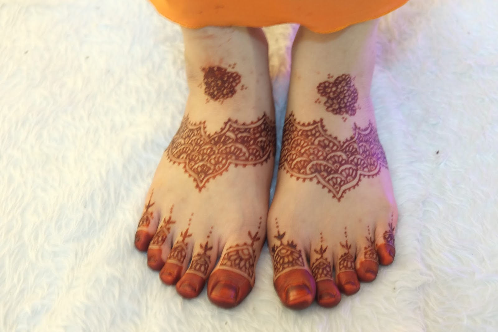 Being Husna Hadzarami HumairaFadzli Henna Night