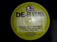 De-Ryus – Grass Ain\'t Greener (VLS) (1999)