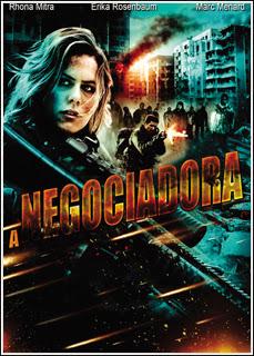 Filme Poster A Negociadora WEB-DL XviD & RMVB Dublado