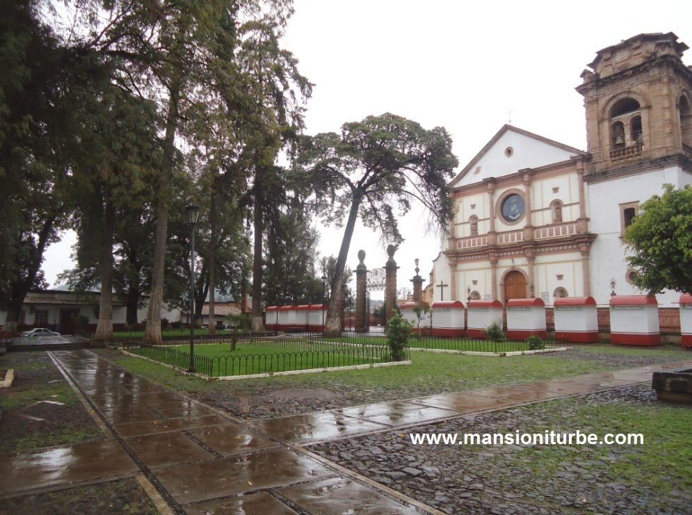 Basilica of Our Lady of Health in Pátzcuaro