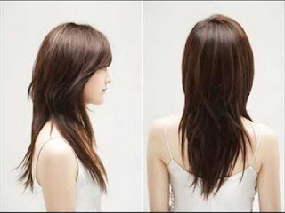 Gaya Model Rambut Korea Terbaru