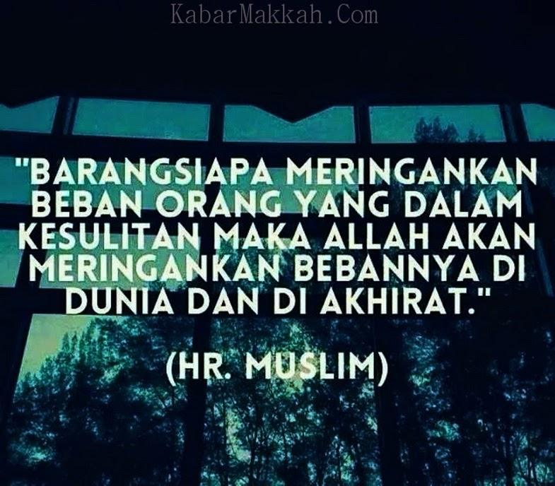 Kata Hikmah Dan Mutiara Islami