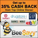 Save money when you shop with BeeSavy!