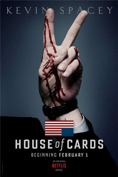House of Cards Temporada 1 Completa Español Latino