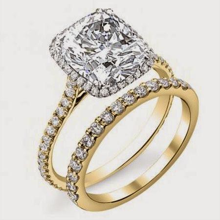 Model Cincin Kawin atau Cincin Pertunangan 2017/2018