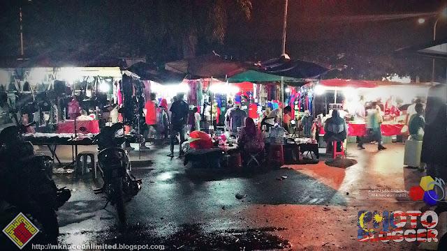 Pasar Malam Gelang Patah