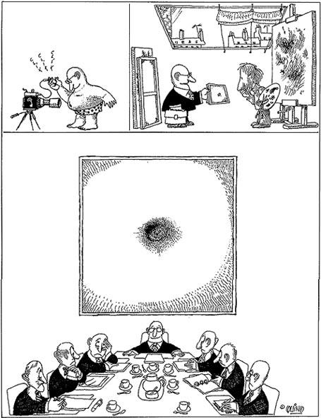 Pedagoga del Dibujo Definicin plstica de ARTE Cmic de Quino