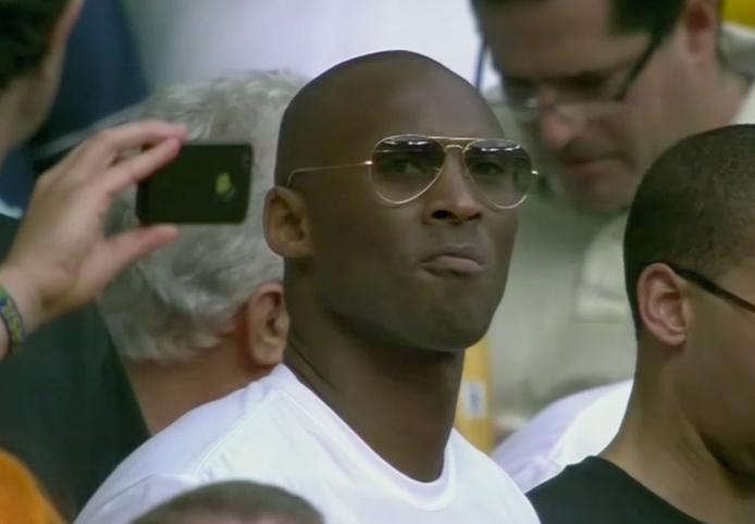 Celebrity usa soccer fans in brazil