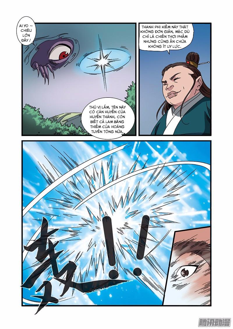 Tiên Nghịch Chapter 54 - Hamtruyen.vn
