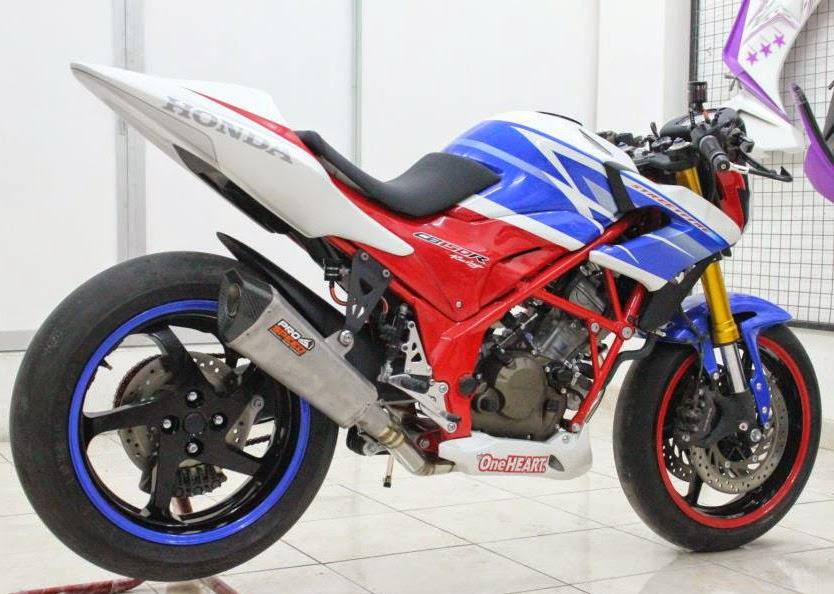 Harga Modifikasi Motor Honda Blade Modifikasi Motor Honda Cb150r