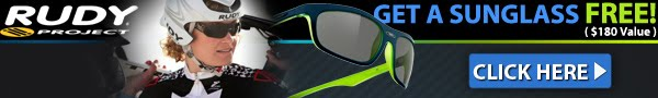 Rudy Project, the exclusive eyewear of A2B