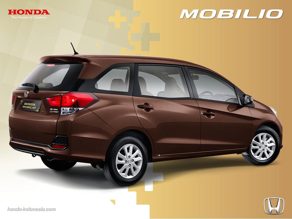 Harga Honda Mobilio RS Di Bontang