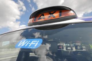Wi-Fi - Taxi - London