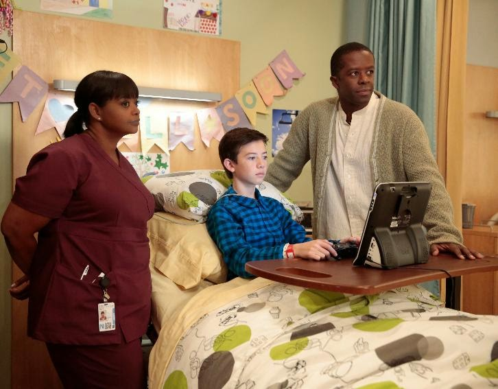 Red Band Society - Episode 1.12 & 1.13 - Promotional Photos + Sneak Peeks
