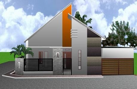Dsain Rumah on Adalah Foto Dan Gambar Rumah Minimalis Idaman Tahun 2013  Desain Rumah