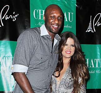 How Tall Is Khloe Kardashian Khloe Kardashian Height  Inches 1 75 Meters How Tall Is Lamar Odom Lamar Odom Height  Inches 2 08