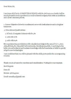 cover letter job application. Resume Example. Resume CV Cover Letter