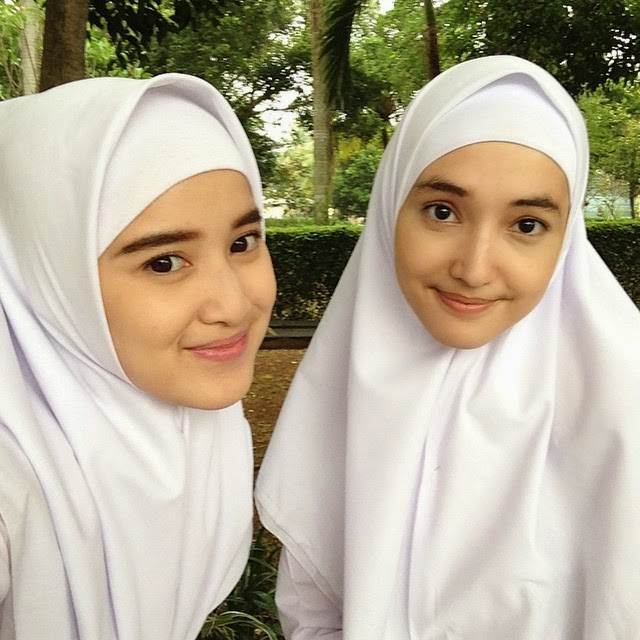 Rosiana Dewi Pemeran Icha Jilbab In Love