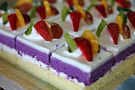 fruit slice cake