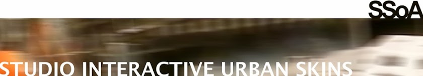 SSoA-Studio Interactive Urban Skins