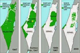 peta palestina dan israel  10 Kekejaman Israel Paling Nyata