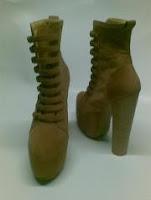 contoh sepatu handmade