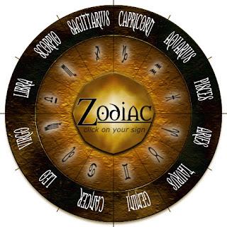 Ramalan Bintang Zodiak 10 11 12 13 14 15 16 Agustus 2012