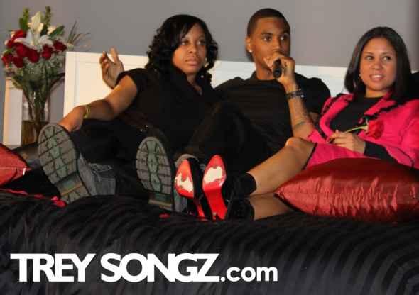 Trey Songz Breakfast Club Interview