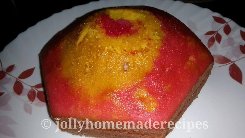 Rainbow Rice Cake Topper Maplestory