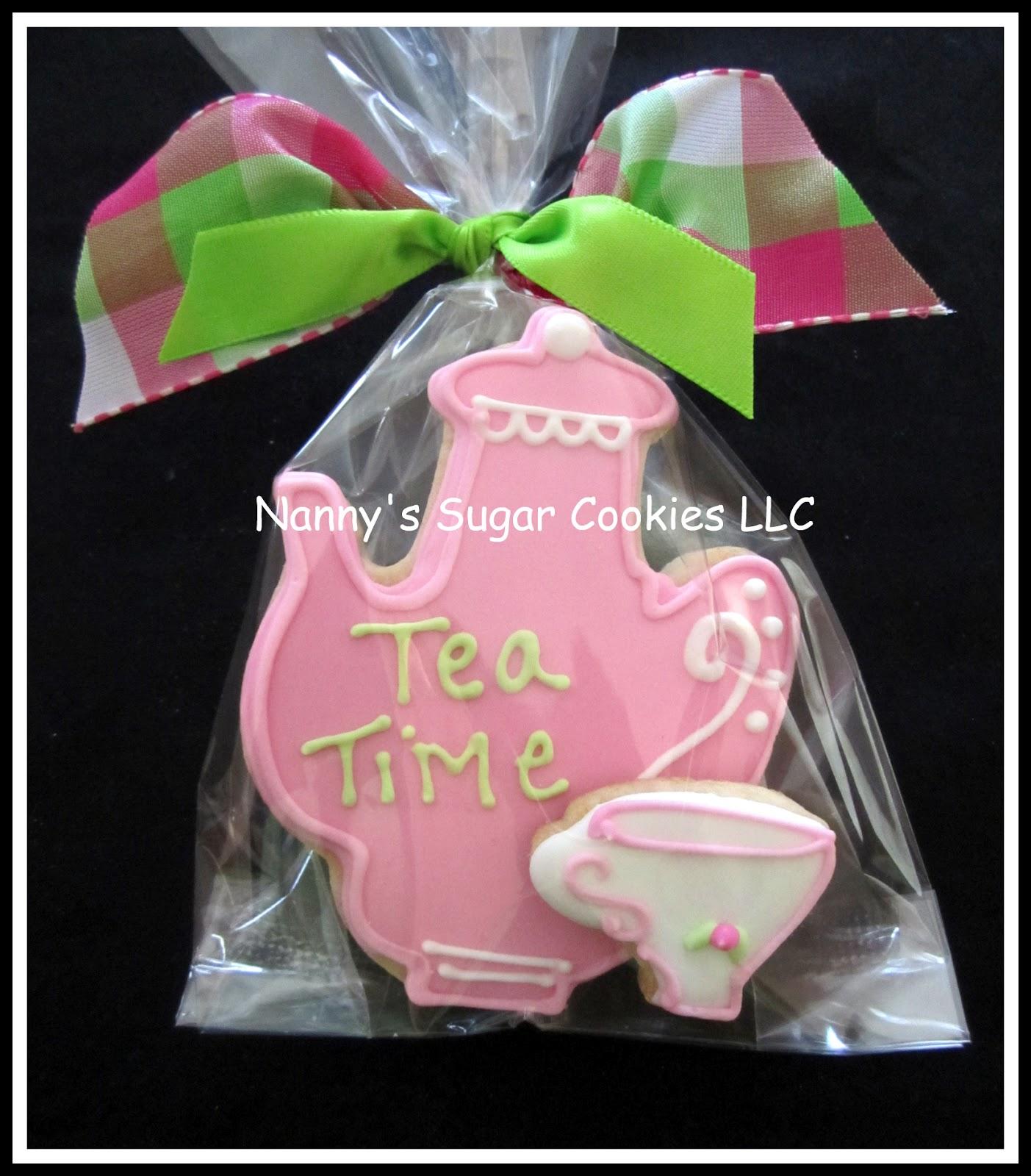 Nanny\'s Sugar Cookies LLC: February 2012