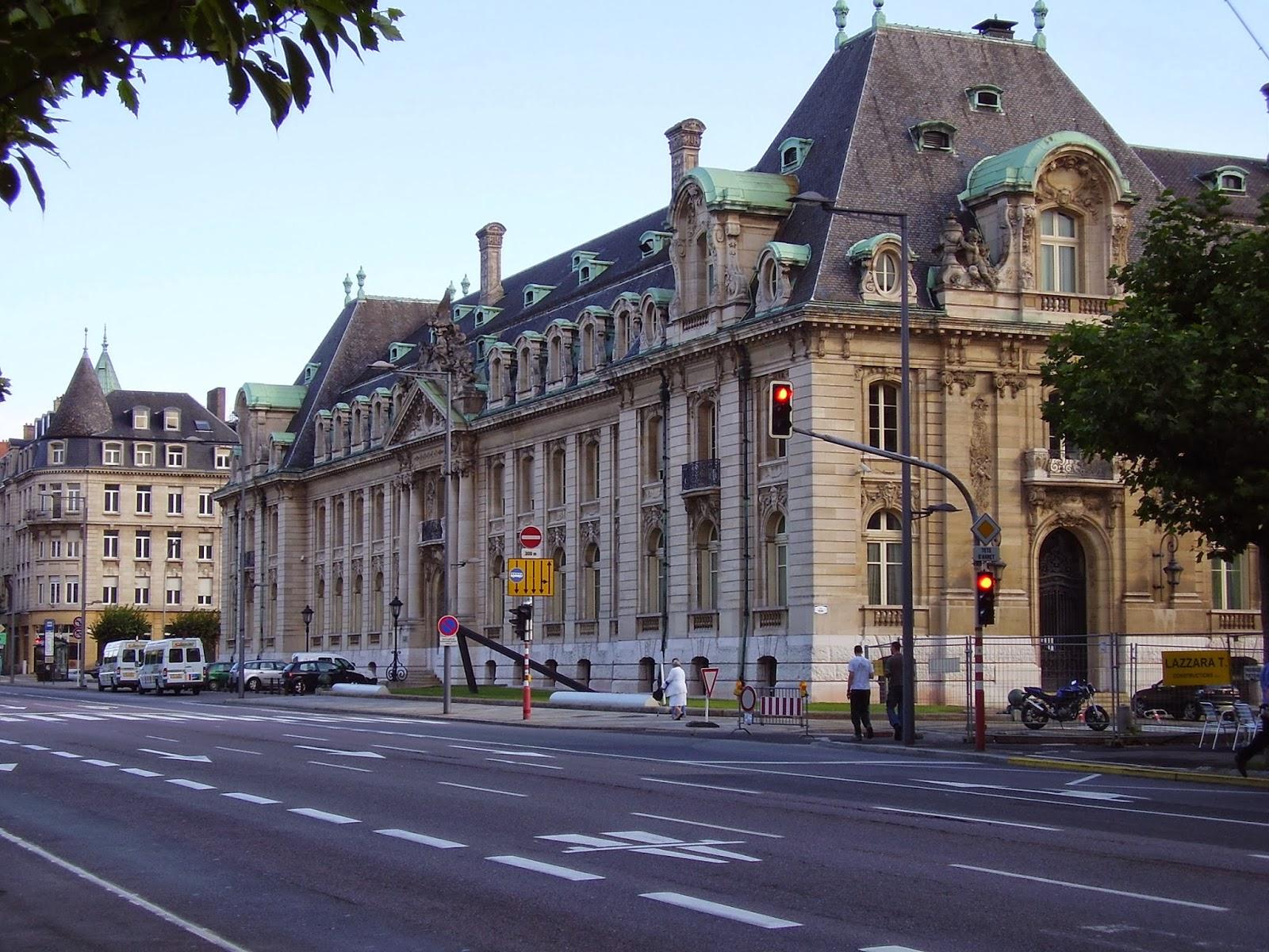 盧森堡旅遊