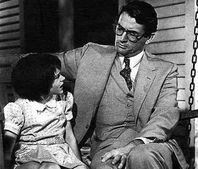 Entrañable Atticus Finch