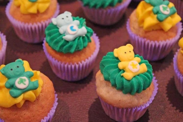 Cupcakes de Ositos Cariñositos
