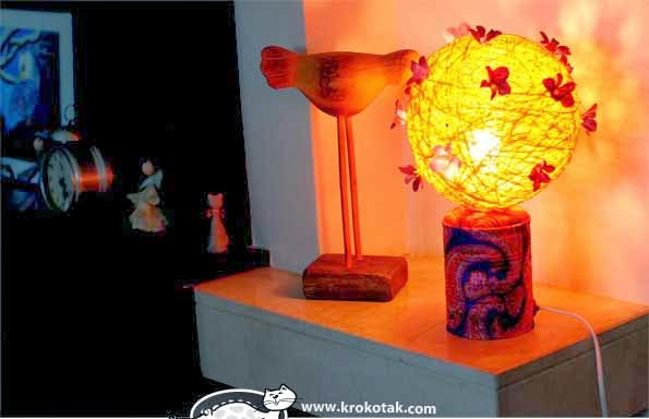 Handmade Romantic Lamp