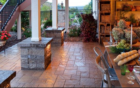 Fotos de terrazas terrazas y jardines estilos terrazas casas for Estilos de jardines para casas