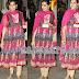 Mana Shetty in Pink Salwar Kameez