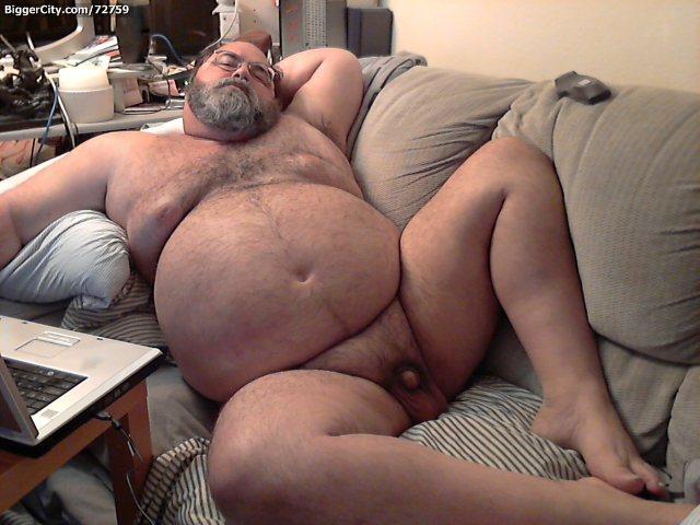 Chubby Gay Guys Old Hairy Man Chub Grandpa