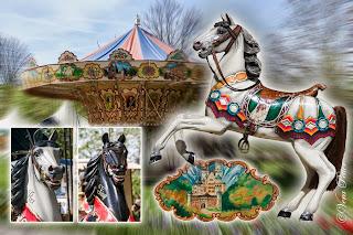 Pferdekarussell von Arti