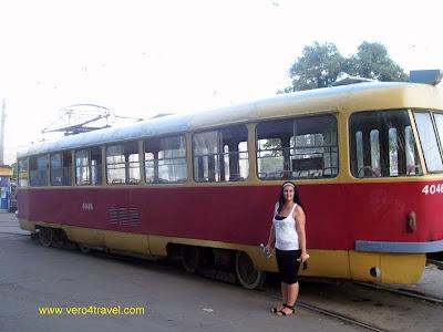 estacion de tren Odessa
