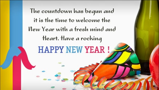 Happy New Year 2016 Greetings Wallpapers for Mobile - Happy New ...