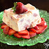 Strawberry Tropical Frozen Dessert