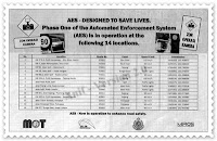 Senarai AES - Fasa 1