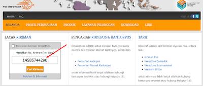 Cara Mengirim Dokumen Surat Di Kantor Pos Indonesia