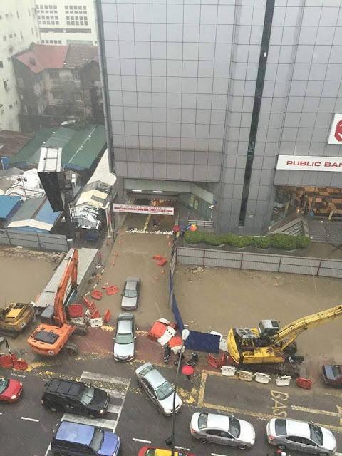 Banjir Di Johor Bahru6