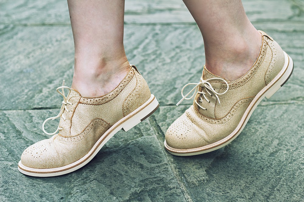 blogger style ugg brogues uk fashion