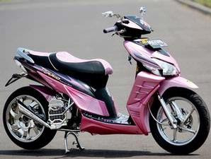 Motor-Cycle-Modifikasi: Modifikasi Honda Vario Techno 2011