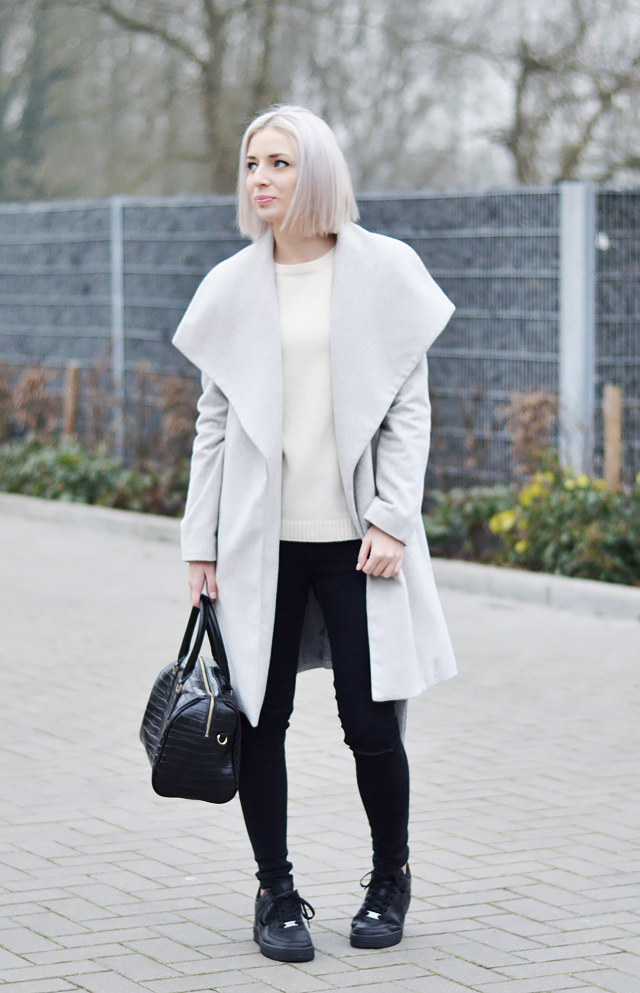 Belgian blogger, fashion blogger, street style inspiration, sportive outfit, basics, wool, winter, what to wear