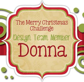 Designing for The Merry Christmas Challenge