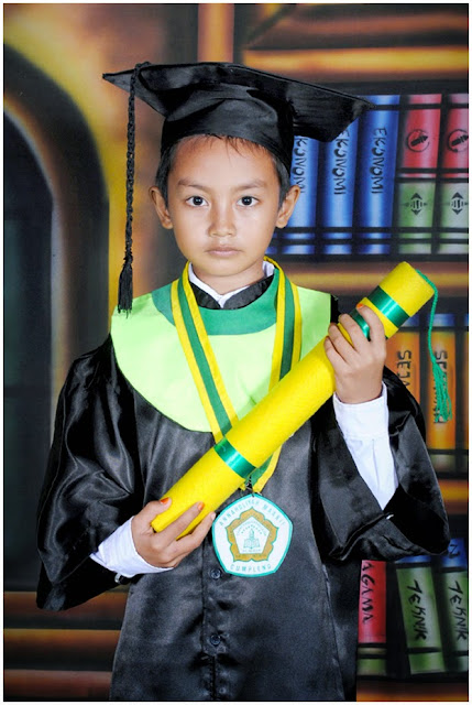 Foto Wisudawan TPQ