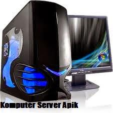 Spesifikasi Komputer Server dan Cara Membuat